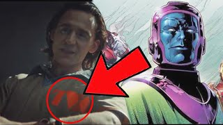 Loki in Prison EXPLAINED! Time Variance Authority NEW MAIN VILLAIN?!