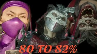 Mortal Kombat 11 ultimate Mileena my high damage combos and all tournament variations by combo Titan