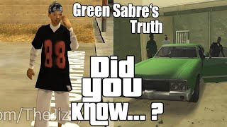 GTA San Andreas Secrets and Facts 20