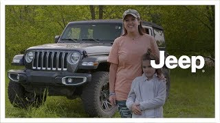 Jeep® | Silver Lake Sand Dunes | Not His