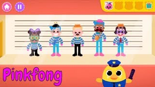 Pinkfong The Police Car - Gameplay iOS & Android - Kids Mobile Games #2