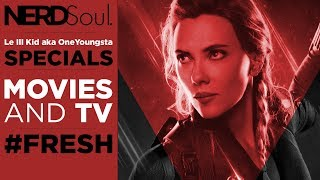 Marvel Studios' Disney+ & Black Widow Big Game Spot Trailer Reaction & Review Live Chat | NERDSoul