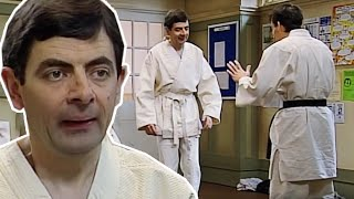 JUDO Bean | Funny Clips | Mr Bean Official