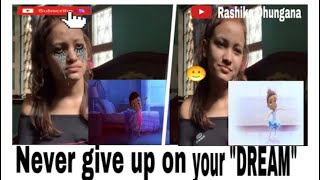 Reaction on story || Rashika Dhungana