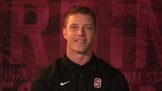 Christian McCaffrey discusses versatility of Stanford's offense