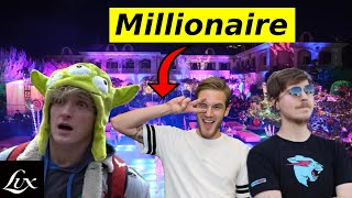 How Do Rich Youtuber's Spend Millions? | 2020