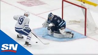 Toronto Maple Leafs at Winnipeg Jets | FULL Shootout Highlights - Apr. 02, 2021