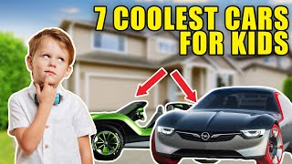 Top COOLEST Kid Cars To IMPRESS 😱!!