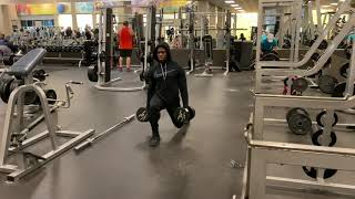 My Fitness Journey Day#6 LEG DAY