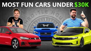 10 Most Fun Cars Under $30,000