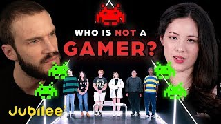 Can You Spot the FAKE Gamer?  - Jubilee React #2