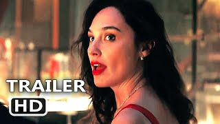 RED NOTICE Trailer Teaser (2021) Gal Gadot, Dwayne Johnson, Ryan Reynolds Movie