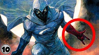 Top 10 Superpowers You Never Knew Moon Knight Had |#Top10