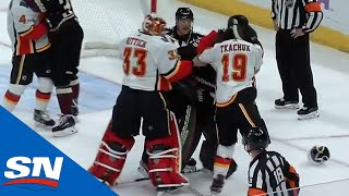 NHL Fights Of The Week: Goalie Fights!