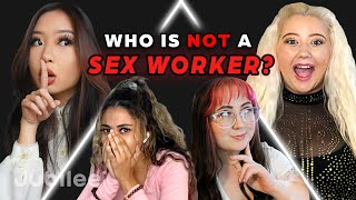 6 Sex Workers vs 1 Fake Sex Worker | Odd Man Out