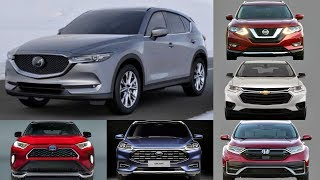 Top 10 Compact SUVs to buy under 27K (2020 -2021) Toyota Rav4, Nissan Rogue, Honda Crv, Ford Escape.