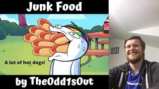 Junk Food by TheOdd1sOut Reaction