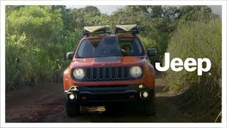 Jeep® | Beyond Adventure with Kai Lenny | The Ultimate Crossing