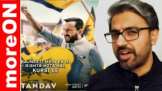 Tandav Trailer reaction | Started for SAIF but will watch FOR...