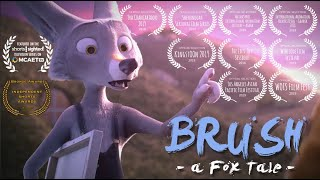 Brush: A Fox Tale Animated Short Film