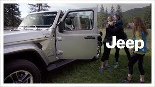 Jeep® | Legacy with Melissa Arnot-Reid | Mountain Guide and Mentor
