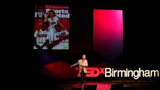 Sports can start meaningful conversations | Andy Billings | TEDxBirmingham
