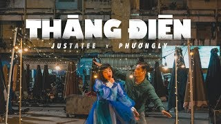JUSTATEE x PHUONG LY - CRAZY MAN | OFFICIAL MV