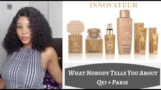 WHAT NOBODY TELLS YOU ABOUT QEI + PARIS || ANSWERING FREQUENTLY ASKED QUESTIONS