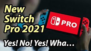 Nintendo Switch Pro 2021 – 4k is just the beginning!