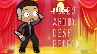 GCM - Jokes About Deaf People - Gacha Club Animated Skit