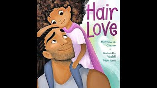 Story Time with Ms. Ochi: Hair Love 💕