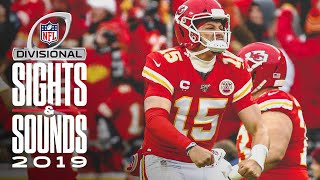 Sights & Sounds from Divisional Playoff | Chiefs vs. Texans