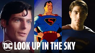 Look Up in the Sky! | The Amazing Story of Superman