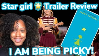 Stargirl Trailer Review|I am being  PICKY! | Disney don't mess this up