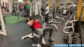 Complete Chest Workout!