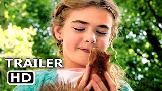 FLORA AND ULYSSES Trailer (2021) Alyson Hannigan, Danny Pudi Disney+ Movie