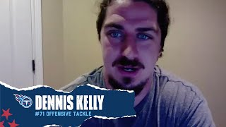 My Draft Story: Titans T Dennis Kelly