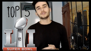 TOP 5 HALFTIME SHOW SUPER BOWL | Eric's World