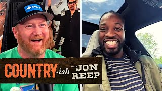 Preacher Lawson Crashes Country·ish! | Country·ish with Jon Reep