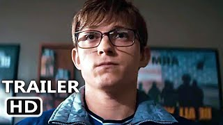CHERRY Official Trailer Teaser (2021) Tom Holland, Russo Brothers Movie HD