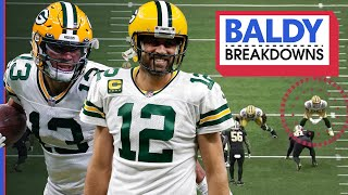 Why the Packers Offense is Unstoppable! | Baldy Breakdowns
