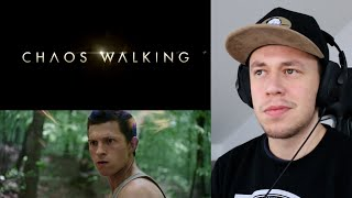 Chaos Walking Official Trailer REACTION & REVIEW