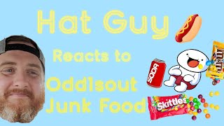 Hat Guy Reacts to Odd1sout - Junk Food