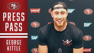 George Kittle: 'National Tight Ends Day is Good for the Niners'