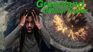 GREENLAND (2020) OFFICIAL TRAILER  REACTION | ROZA FAMILY |
