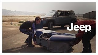 Jeep® | Beyond Adventure with Rex Pemberton | X-Wing Project