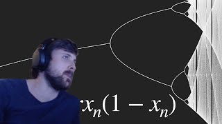 FORSEN REACTS to This equation will change how you see the world (the logistic map)