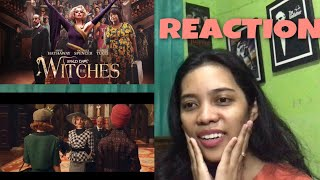The Witches - Official Trailer Reaction!