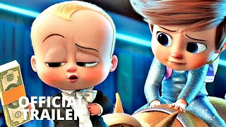 THE BOSS BABY 2: FAMILY BUSINESS Official Trailer (2021) Animation Movie HD
