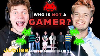 Can We Spot Who The FAKE Gamer is?  - Jubilee React